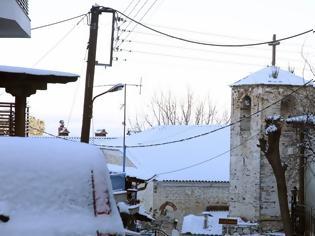 Φωτογραφία για Πολικές θερμοκρασίες στη Μακεδονία - Πλησίασε τους -20 βαθμούς ο υδράργυρος -