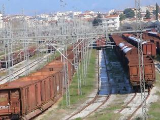 Φωτογραφία για Φεύγουν τα βαγόνια από το Μεζούρλο. Εικόνες.