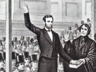 Φωτογραφία για ΗΠΑ: Οι πιο... επεισοδιακές ορκωμοσίες Αμερικανών προέδρων και οι φράσεις που έμειναν στην ιστορία