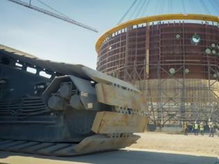 Φωτογραφία για Τουρκία: Οι πρώτες εικόνες από το πυρηνικό εργοστάσιο στο Ακούγιου
