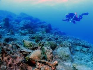 Φωτογραφία για Κάσος: Η θάλασσά της έκρυβε σημαντικά αρχαιολογικά μυστικά - Φώτος