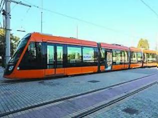Φωτογραφία για Προχωρά η παραλαβή 25 νέων σύγχρονων συρμών για το τραμ.