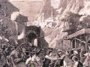 Φωτογραφία για 20 Ιανουαρίου 1829: Το Ολοκαύτωμα της Λαμπηνής Ρεθύμνου.