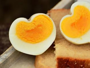 Φωτογραφία για Τι συμβαίνει στην καρδιά αν τρώτε ένα αυγό κάθε μέρα