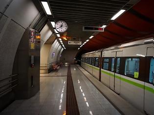 Φωτογραφία για Κλειστός ο σταθμός του Μετρό «Πανεπιστήμιο».