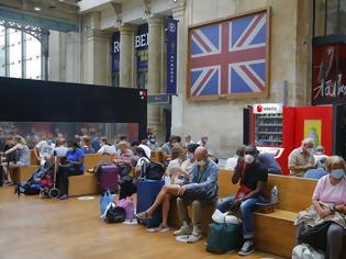 Φωτογραφία για Η Eurostar εκπέμπει SOS - Λονδίνο και Παρίσι αναζητούν λύσεις.