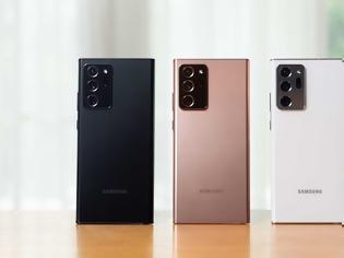 Φωτογραφία για Τέλος η σειρά Samsung Galaxy Note
