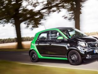 Φωτογραφία για Smart -e SUV