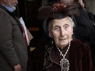 Φωτογραφία για Πέθανε η ηθοποιός και συγγραφέας Τιτίκα Σαριγκούλη.