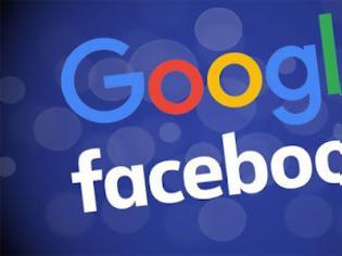 Φωτογραφία για Η μυστική συμφωνία Facebook και Google για τις διαφημίσεις
