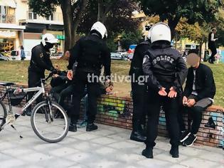 Φωτογραφία για Θεσσαλονίκη: Επιχείρηση της ΕΛ.ΑΣ. για παράνομους αλλοδαπούς στο κέντρο και στον ΟΣΕ – Μία σύλληψη.