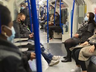 Φωτογραφία για Κορωνοϊός - Γαλλία: «Σιωπή όταν βρίσκεστε στο μετρό» συστήνουν οι ειδικοί στους πολίτες.