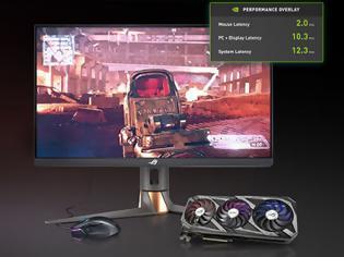 Φωτογραφία για 240Hz στην ROG Swift PG279QM Gaming οθόνη της ASUS