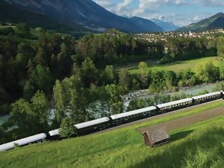 Φωτογραφία για Το Orient-Express κάνει ντεμπούτο σε νέες, ονειρεμένες ευρωπαϊκές διαδρομές με πανέμορφα αρτ ντεκό τρένα.