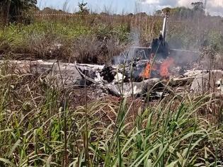 Φωτογραφία για Βραζιλία: Συνετρίβη αεροπλάνο με μέλη ποδοσφαιρικής ομάδας