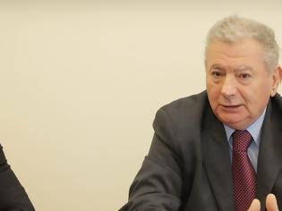 Φωτογραφία για Σήφης Βαλυράκης: Βρέθηκε νεκρός ο πρώην υπουργός