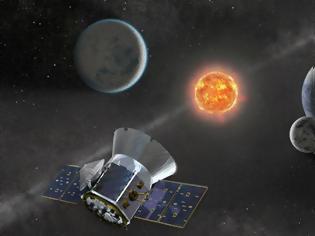 Φωτογραφία για Ανακαλύφθηκε ένα ασυνήθιστο αστρικό σύστημα με έξι ήλιους και έξι εκλείψεις