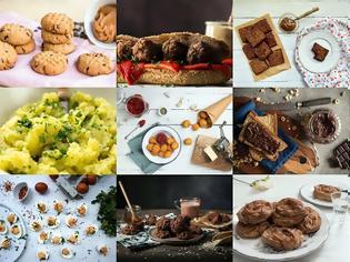Φωτογραφία για 15 Γλυκές & Αλμυρές Συνταγές που μπορείτε να φτιάξετε μαζί με τα Παιδιά