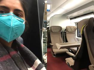 Φωτογραφία για Ταξίδεψα από το Λονδίνο στο Παρίσι με τρένο της Eurostar. Οι εντυπώσεις μου.