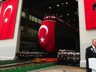 """Φωτογραφία για """"Nein"""" από το Βερολίνο στο ελληνικό αίτημα για «πάγωμα» της πώλησης γερμανικών υποβρυχίων στην Τουρκία"""