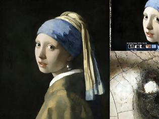 Φωτογραφία για Ένας από του διασημότερους πίνακες στην ιστορία της ζωγραφικής σε ανάλυση 10 δισεκατομμυρίων pixel