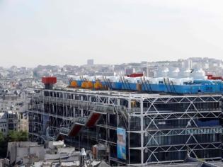 Φωτογραφία για «Λουκέτο» λόγω ανακαίνισης σε ένα από τα κορυφαία πολιτιστικά αξιοθέατα στο Παρίσι