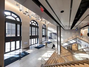 Φωτογραφία για Ένας σταθμός τρένων αρχιτεκτονικό στολίδι