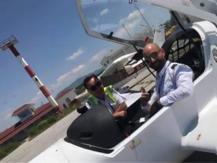 Φωτογραφία για Ιωάννινα: Εντοπίστηκαν τα συντρίμμια του εκπαιδευτικού αεροσκάφους - Νεκρό τον πιλότο δίνουν οι «Iraqi Airways»