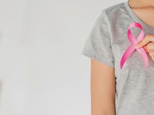 Φωτογραφία για Σοκάρουν τα στοιχεία για τον καρκίνο: 1 στους 5 θα νοσήσει. «Θερίζει» ο καρκίνος του μαστού