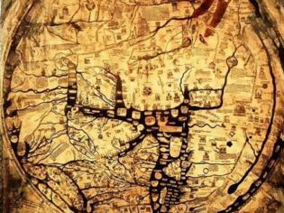 Φωτογραφία για Hereford Mappa Mundi: Θρυλικές πόλεις, τερατώδεις αγώνες και περίεργα μεσαιωνικά θηρία