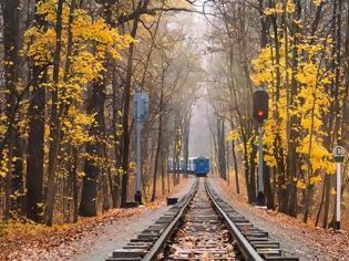 Φωτογραφία για 5 γραφικά ταξίδια με τρένο στον κόσμο την εποχή που πέφτουν τα φύλλα.