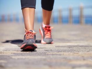 Φωτογραφία για Πόσο πρέπει να περπατήσετε για να χάσετε μισό κιλό;