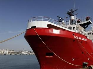 Φωτογραφία για Ocean Viking διέσωσε πάνω από 400 πρόσφυγες στη Μεσόγειο