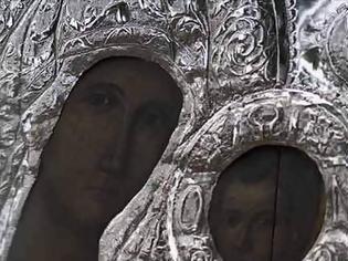 Φωτογραφία για Η θαυματουργή εικόνα της Παναγίας Κορυφινής, της εκ Καλολίμνου
