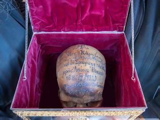 Φωτογραφία για Η αγία κάρα οσίου Δανιήλ του Κατουνακιώτη (†1929)