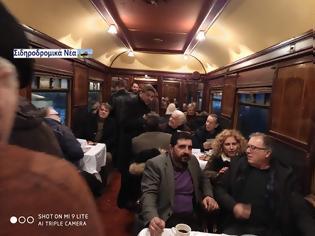 Φωτογραφία για Αυτό που συνέβη πέρσι στο Σύλλογο Φίλων του Σιδηροδρόμου Θεσσαλονίκης φέτος δεν θα συμβεί. Εικόνες.