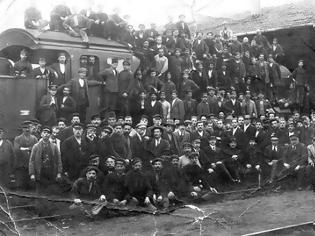 Φωτογραφία για Οι απαρχές του σιδηρόδρομου στην Θράκη.