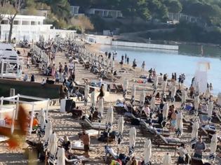 Φωτογραφία για Κυριακάτικη βόλτα στις παραλίες για τους Αθηναίους - φωτος