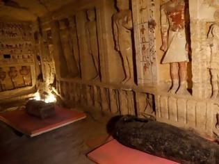 Φωτογραφία για Η Αίγυπτος ανακοινώνει την πρώτη σημαντική αρχαιολογική ανακάλυψη του 2021