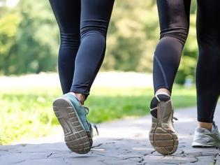 Φωτογραφία για 2.000 βήματα περισσότερα την ήμερα, για να μειώσετε τον κίνδυνο για την καρδιά σας