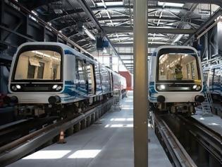 Φωτογραφία για Χρυσό συμβόλαιο €400 εκατ. για τη συντήρηση και λειτουργία του μετρό Θεσσαλονίκης