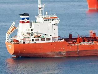 Φωτογραφία για Πειρατική επίθεση σε ελληνόκτητο δεξαμενόπλοιο στη Γουινέα