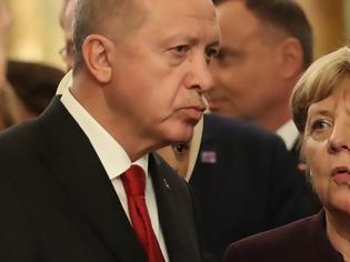 Φωτογραφία για Ερντογάν: Ζήτησε από τη Μέρκέλ σύνοδο Τουρκίας - Ευρωπαϊκής Ένωσης