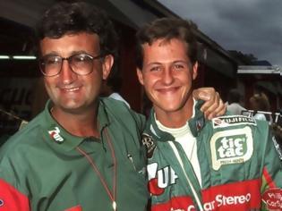 Φωτογραφία για Όταν ο Michael Schumacher είπε ψέματα στον Eddie Jordan…