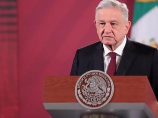 Φωτογραφία για Μεξικό: Αμετανόητος ο πρόεδρος Ομπραδόρ - Νόσησε από κορωνοϊό αλλά... δεν φορά μάσκα!