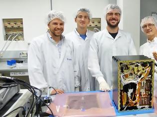 Φωτογραφία για Ομάδα του ΑΠΘ πραγματοποίησε στο Διεθνή Διαστημικό Σταθμό ISS 4500 πειράματα που αλλάζουν τη ζωή μας