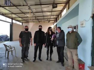 Φωτογραφία για Επισκέψεις του Εντεταλμένου Συμβούλου, Μιχάλη Γούδα στο Δρυμό, τη Βόνιτσα, το Άκτιο και την Πάλαιρο Αιτωλοακαρνανίας