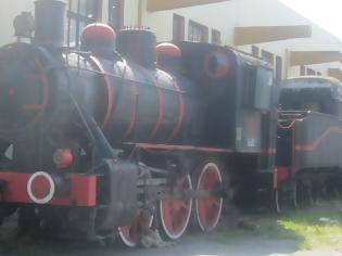 Φωτογραφία για Ατμήλατη μηχανή Δα61:   Ένα στολίδι στο Μηχανοστάσιο Θεσσαλονίκης.