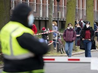 Φωτογραφία για Γερμανία: 556 θάνατοι εξαιτίας της COVID-19 σε 24 ώρες