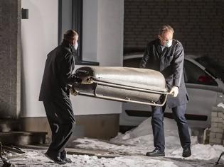 Φωτογραφία για Σοκ στη Γερμανία: Σκότωσε με μαχαίρι τη σύζυγο, τα παιδιά και τη γιαγιά και μετά αυτοκτόνησε